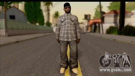 GTA San Andreas Beta Skin 3 for GTA San Andreas
