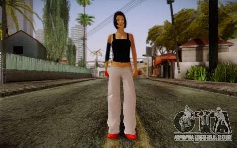 Ginos Ped 15 for GTA San Andreas
