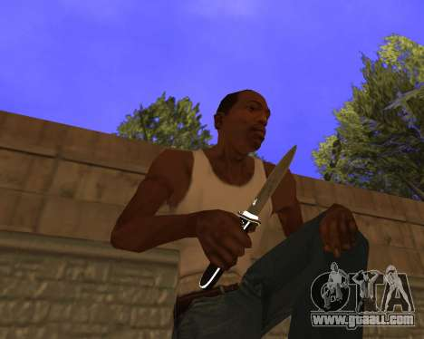 Hitman Weapon Pack v2 for GTA San Andreas third screenshot