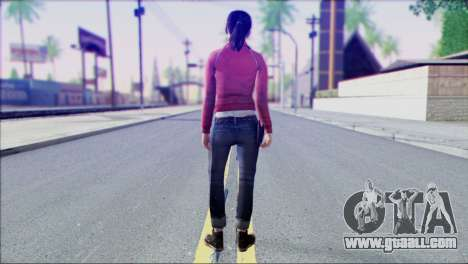 Left 4 Dead Survivor 1 for GTA San Andreas second screenshot