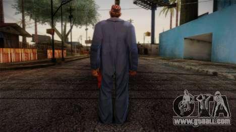GTA San Andreas Beta Skin 19 for GTA San Andreas second screenshot