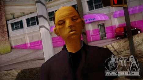 GTA San Andreas Beta Skin 11 for GTA San Andreas third screenshot