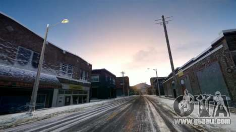 North Yankton IV for GTA 4 eighth screenshot