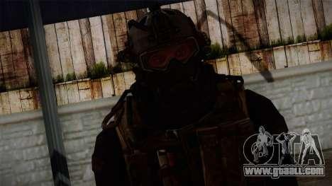 Modern Warfare 2 Skin 2 for GTA San Andreas third screenshot