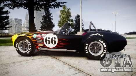 AC Cobra 427 PJ2 for GTA 4 left view