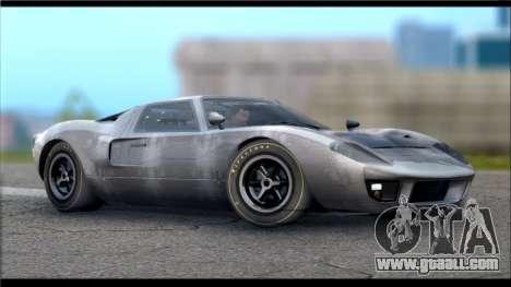 Photorealistic ENB 3.1 Final for weak PC for GTA San Andreas