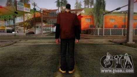 GTA San Andreas Beta Skin 16 for GTA San Andreas second screenshot