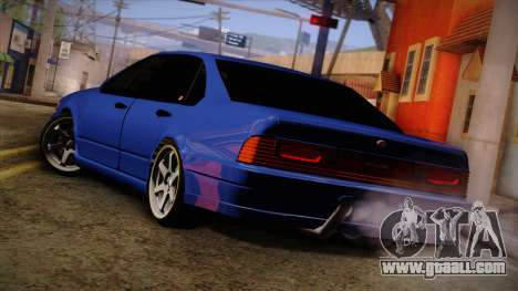 Nissan Cefiro A31 Stock for GTA San Andreas left view