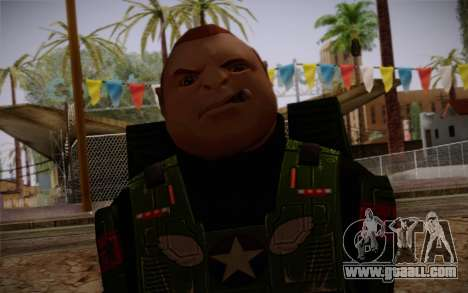 Space Ranger from GTA 5 v2 for GTA San Andreas third screenshot