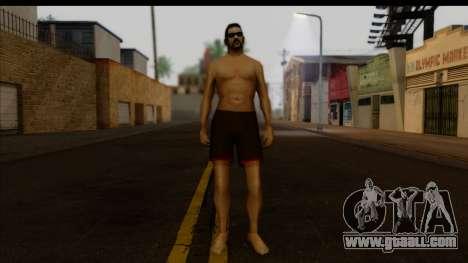 GTA San Andreas Beta Skin 7 for GTA San Andreas