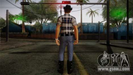 Gedimas Edward Skin HD for GTA San Andreas second screenshot
