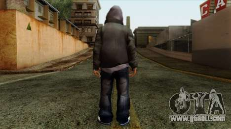GTA 4 Skin 16 for GTA San Andreas second screenshot