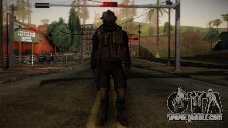 Modern Warfare 2 Skin 2 for GTA San Andreas