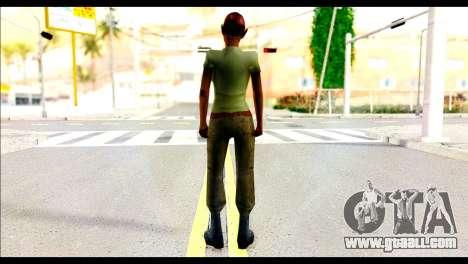 Ginos Ped 35 for GTA San Andreas second screenshot