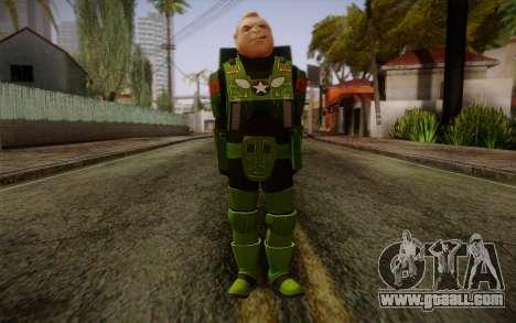 Space Ranger from GTA 5 v2 for GTA San Andreas