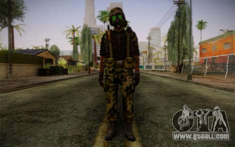 Hecu Soldiers 4 from Half-Life 2 for GTA San Andreas