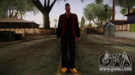 GTA San Andreas Beta Skin 16 for GTA San Andreas