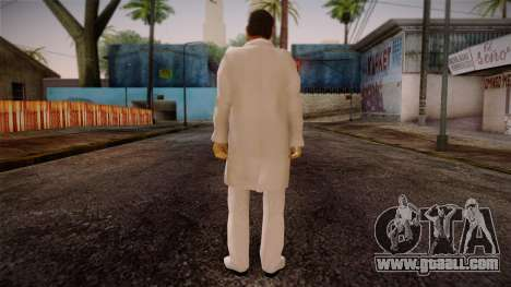 Gedimas Yakuza Boss Skin HD for GTA San Andreas second screenshot