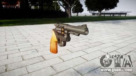 Revolver Smith & Wesson for GTA 4