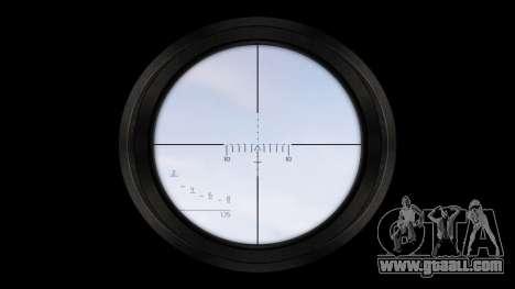 Assault rifle AAC Honey Badger [Remake] tar for GTA 4 third screenshot
