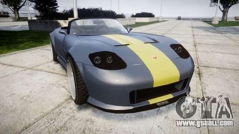 Bravado Banshee ESP for GTA 4