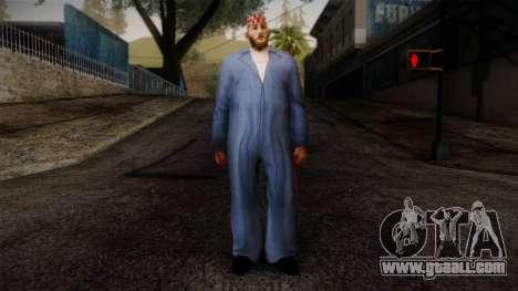 GTA San Andreas Beta Skin 19 for GTA San Andreas