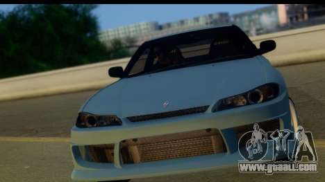 Nissan 180SX LF Silvia S15 for GTA San Andreas left view