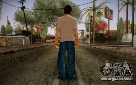 Ginos Ped 4 for GTA San Andreas second screenshot