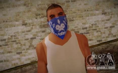 New Fam Skin 2 for GTA San Andreas third screenshot