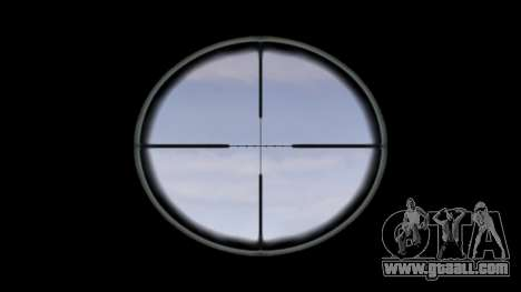 Machine M4 Devgru target for GTA 4 third screenshot
