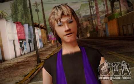 Ginos Ped 30 for GTA San Andreas third screenshot