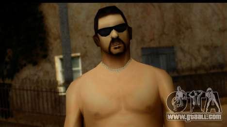 GTA San Andreas Beta Skin 7 for GTA San Andreas third screenshot