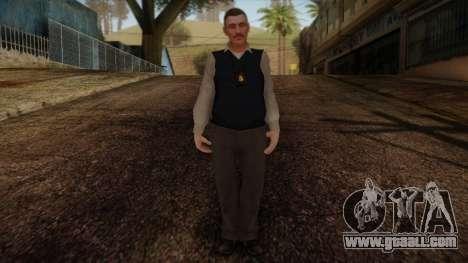 GTA 4 Emergency Ped 4 for GTA San Andreas