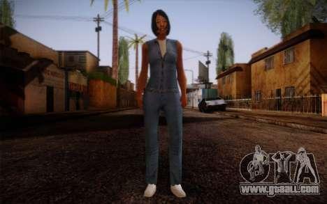 Ginos Ped 19 for GTA San Andreas