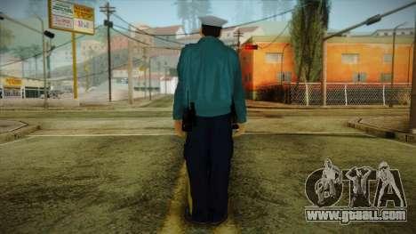 GTA 4 Emergency Ped 1 for GTA San Andreas second screenshot