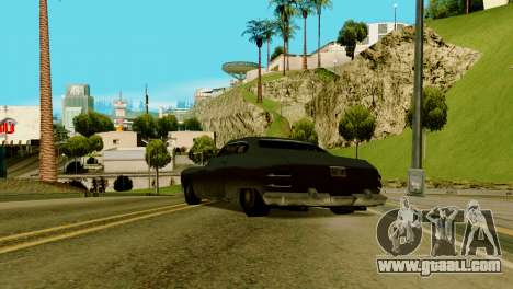 ENB for weak and medium PC SA:MP for GTA San Andreas
