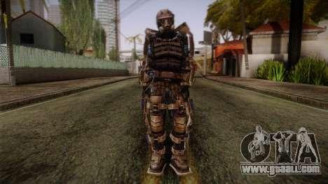 Mercenaries Exoskeleton for GTA San Andreas