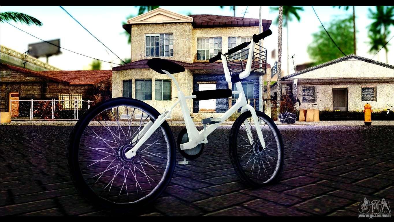 New Bike For Gta San Andreas