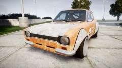 Ford Escort Mk1 Rust Rod v2.0 for GTA 4