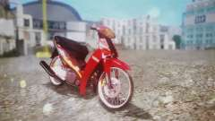 Yamaha Vega R 2007 for GTA San Andreas