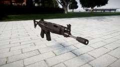 Machine FAMAE CT-40 for GTA 4