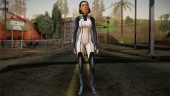 Dr. Eva Core New face from Mass Effect 3