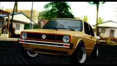Volkswagen Golf Mk1 for GTA San Andreas