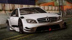 Mercedes-Benz C-Coupe AMG DTM for GTA San Andreas