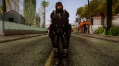 Shepard N7 Defender from Mass Effect 3 for GTA San Andreas