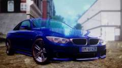 BMW 435i coupe for GTA San Andreas