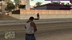 Ballas C-HUD for GTA San Andreas
