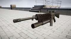 Rifle M16A2 M203 sight2