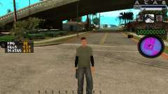 C-HUD by A. S. A. for GTA San Andreas