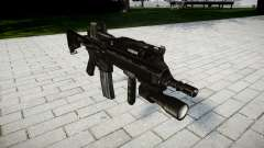 The HK416 rifle Tactical